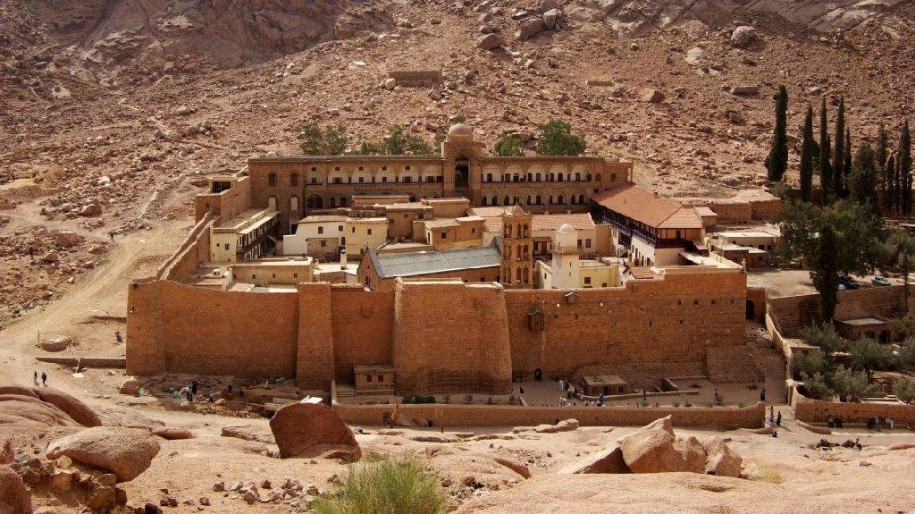 Israel si Pen. Sinai - Pe urmele lui Moise din Sinai in Israel (7 zile)